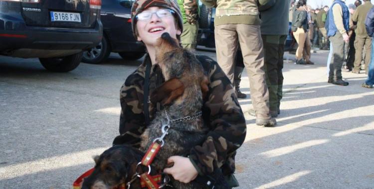 La Oficina Nacional de la Caza lamenta y condena el abandono de perros