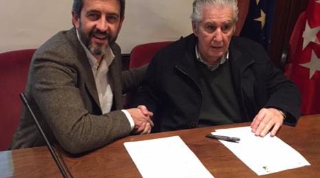 Mutuasport y la ONC firman un acuerdo de colaboración