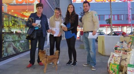 LA ONC CRITICA LA HIPROCRESÍA DE VARIAS PROTECTORAS DE ANIMALES AL NO ACEPTAR DONACIONES PÚBLICAS DE JÓVENES CAZADORES SOLIDARIOS