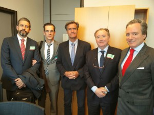 Reunion ONC Bruselas