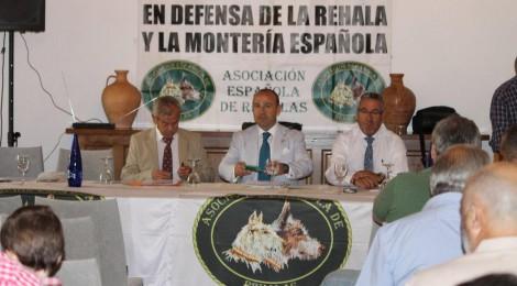 CELEBRADA LA ASAMBLEA ANUAL DE LA ASOCIACIÓN ESPAÑOLA DE REHALAS EN GUADALUPE (CÁCERES)
