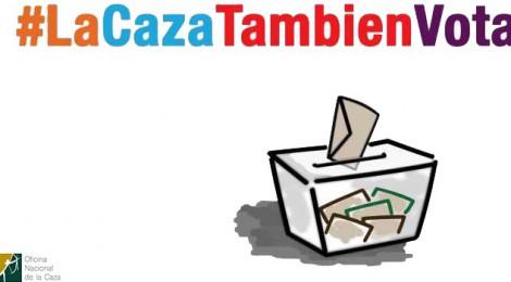 LA ONC SE SUMA A LA CAMPAÑA #LACAZATAMBIENVOTA IMPULSADA POR LA FAC PARA TRASLADARLA AL ÁMBITO NACIONAL Y PLANTEAR DEBATES SECTORIALES