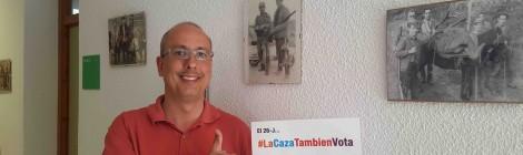 LA ONC ANIMA A LOS CAZADORES A SUMARSE A LA CAMPAÑA #LACAZATAMBIENVOTA Y A APOYARLA EN SUS REDES SOCIALES