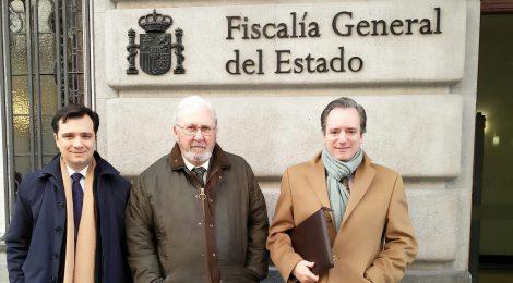 LA FISCALÍA GENERAL DEL ESTADO COLABORARÁCON LA ONCPARA FRENAR LOS ATAQUES EN RRSS AL COLECTIVO DE CAZADORES