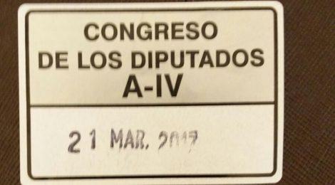 LA ONC CONTINUACON SURONDA DETRABAJOCON LOS PARTIDOSPOLÍTICOS REPRESENTADOSEN EL CONGRESO DE LOS DIPUTADOS