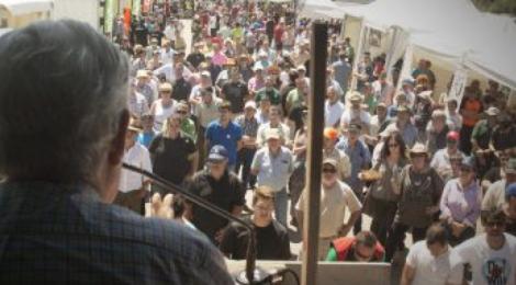 Éxito del Día del Cazador y del Pescador organizado por ADECAP