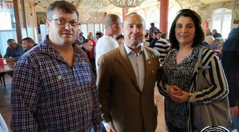 LA ASOCIACIÓN ESPAÑOLA DE REHALAS RECIBE EL COELHO D'OURO EN LAS XIV JORNADAS DE PORTAS