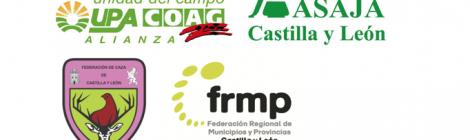 MANIFIESTO DEL MUNDO RURAL EN CASTILLA Y LEÓN EN DEFENSA DE LA CAZA