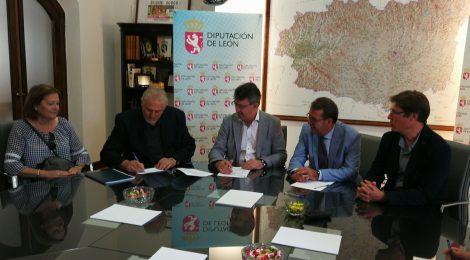 La Diputación de León respalda del proyecto de la Oficina Nacional de la Caza para recuperar la población de aves asociadas a los agrosistemas agrícolas