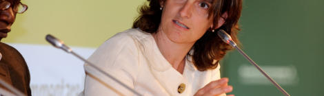 "Teresa Ribera ""animalista"""
