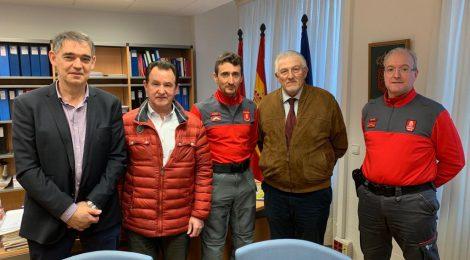 ONC y Federación Navarra de Caza se reúnen con el Gobierno Foral para analizar el aumento la violencia animalista