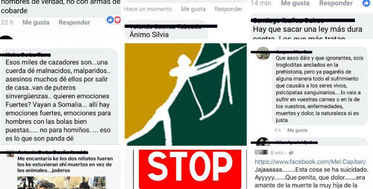 La ONC reclama al Parlamento que frene el odio en las Redes Sociales